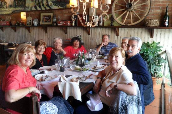 Don Molina : Almuerzo con amigos!!!!