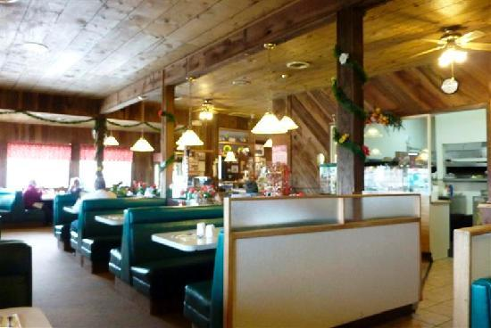 Ingram Creek Restaurant: Ingram Creek