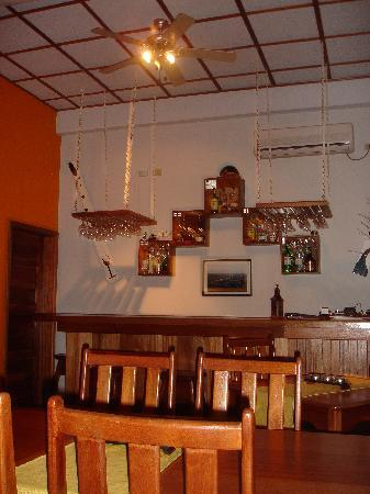 Danube interior - the bar
