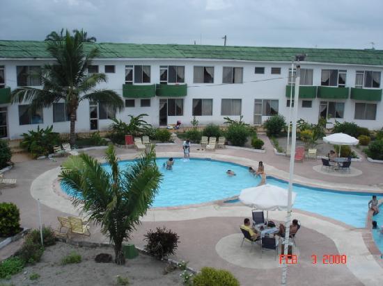 Hotel Castelnuovo de Atacames-Ecuador