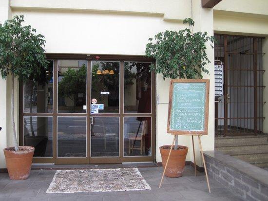 Trattoria Pastine : The Restaurant