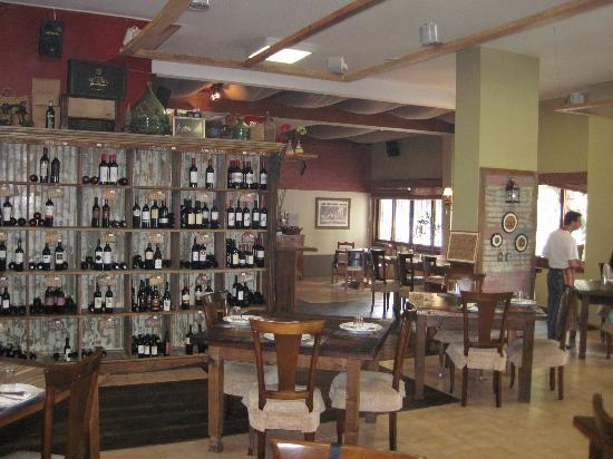 Trattoria Pastine : The Ambient