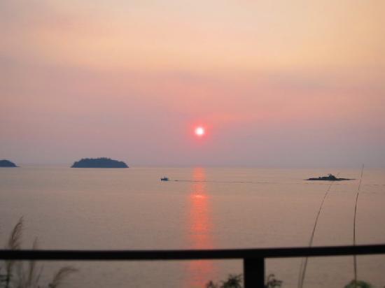 Koh Chang Cliff Beach Resort: hotel