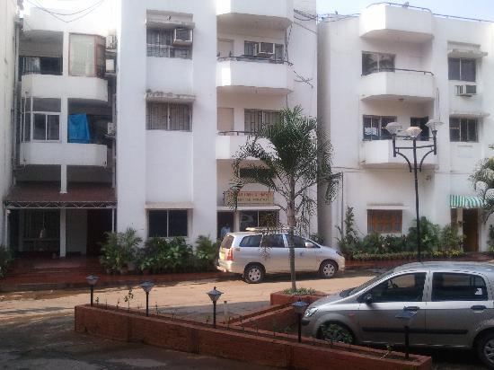 Ballal Residency : Ballal Excellent Parking