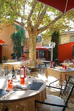 La table de Sébastien : terrasse