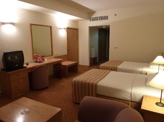 Chambre Vue 2 Picture Of Copthorne Airport Hotel Dubai Dubai