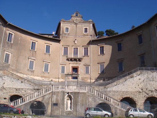 Palestrina, Taliansko: Palazzo Barberini