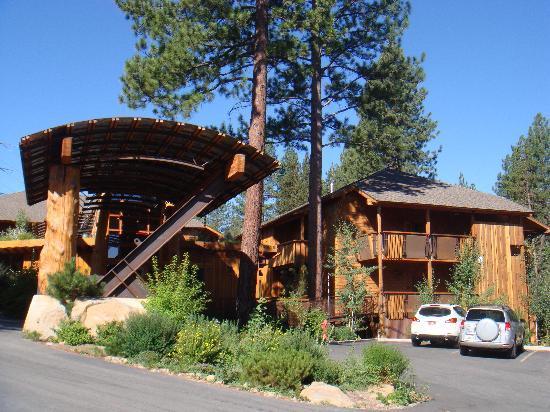 The Cedar House Sport Hotel: The Cedar House