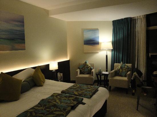 JA Jebel Ali Beach Hotel: My room