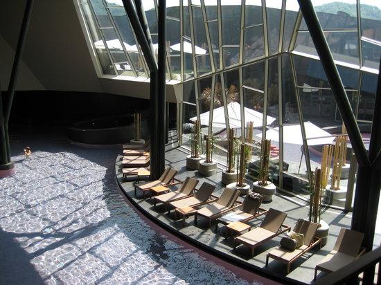 Hotel Sotelia: interno orhidelia