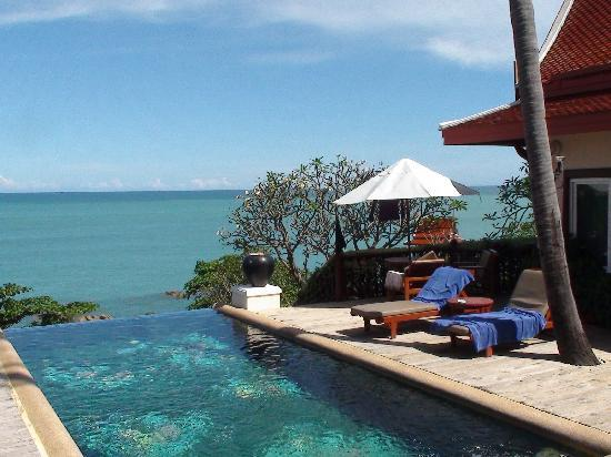 Q Signature Samui Beach Resort : The  view from our Villa