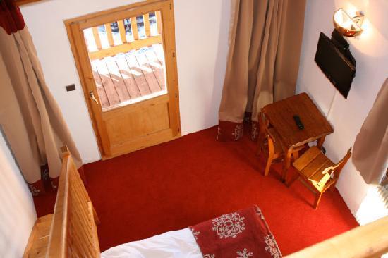 Hotel Le Lac Bleu: Chambre Familiale (45m2)