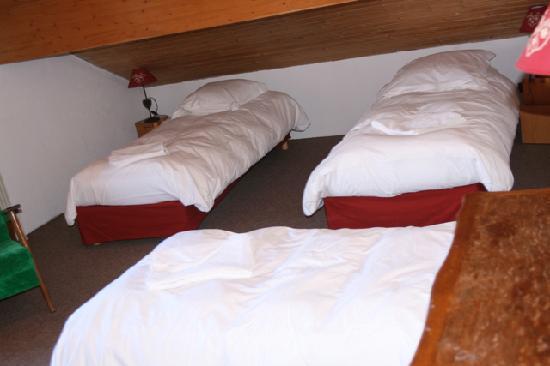 Hotel Le Lac Bleu: Le loft de la mezzanine