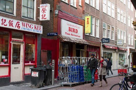 Bird Thai Restaurant Amsterdam Netherlands