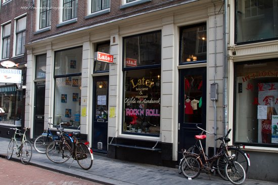 Photo of Cafe Latei at Zeedijk 143, Amsterdam, Netherlands