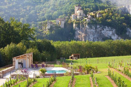 Hotel Spa Le Saint Cirq: Hôtel Le Saint Cirq ***