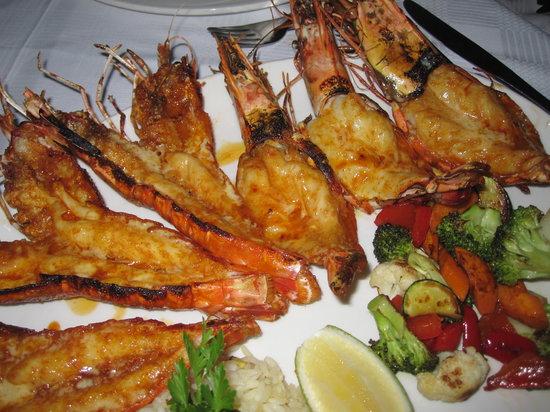 Pigalle Restaurant: die Hauptspeise