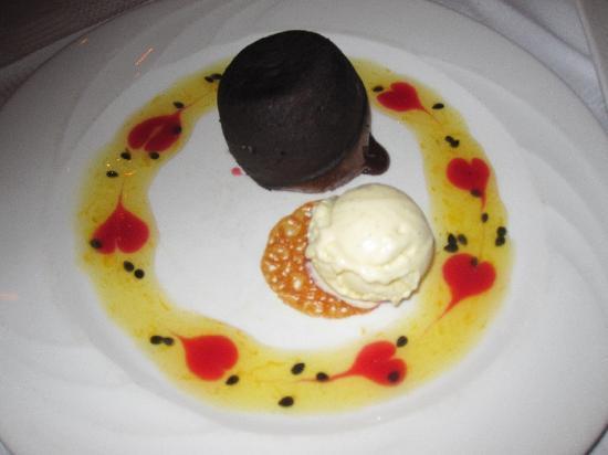 Pigalle Restaurant: ein Nachtisch