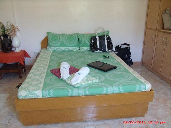 Apartelle de Francesca : junior suite room A