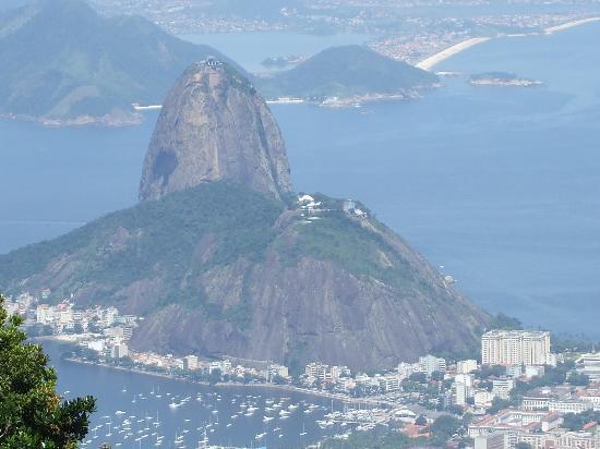 Brazil: o pào de açucar