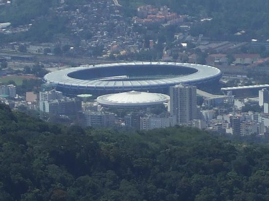 Brazil: maracanà