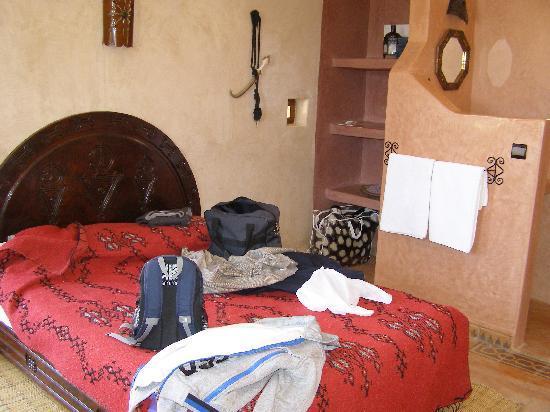 Borj Biramane : double room, met prive dakterras