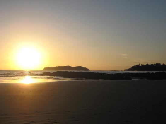 Casa Maya: Sunset