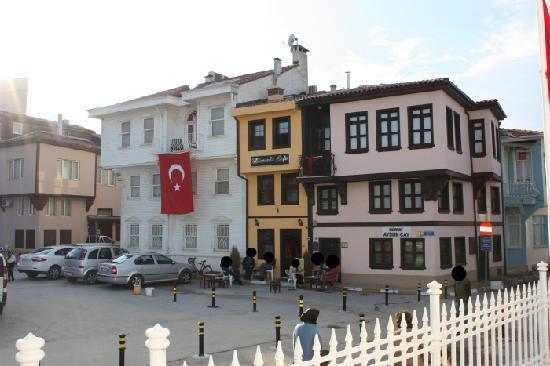 Mudanya, Turquie : Casette di epoca ottomana