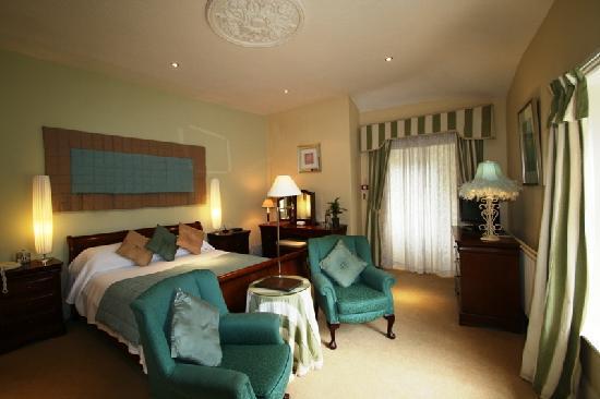 Pen-y-Dyffryn Country Hotel: Champagne Room