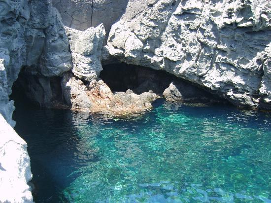 Pantelleria, Italien: caletta