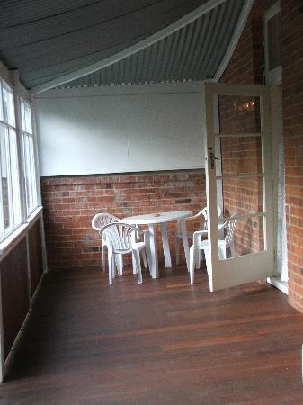 Burnie, Australia: Balcony