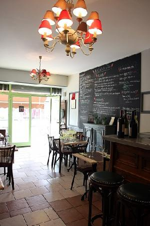 Bistro du Clos: restaurant