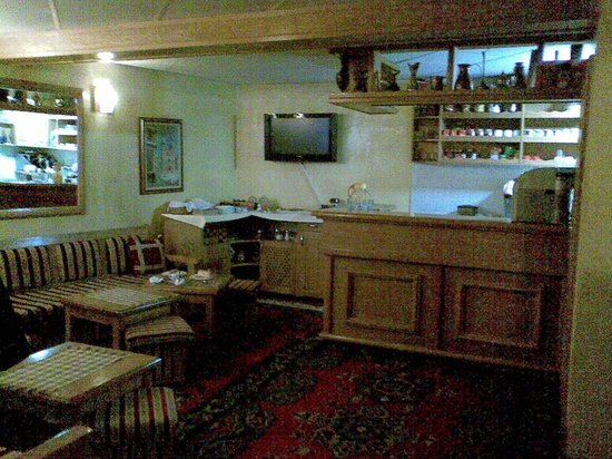 Pansion Stari Grad: Reception/breakfast area