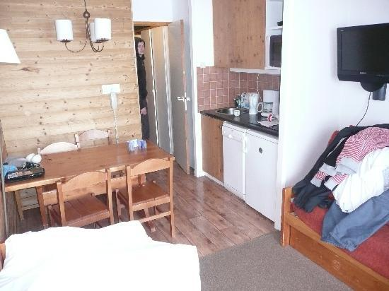 Belle Plagne, France: studio 412