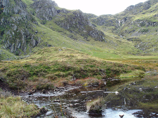 Angus, UK: Corrie Fee National Nature Reserve