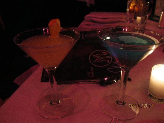 Birdland : Martinis