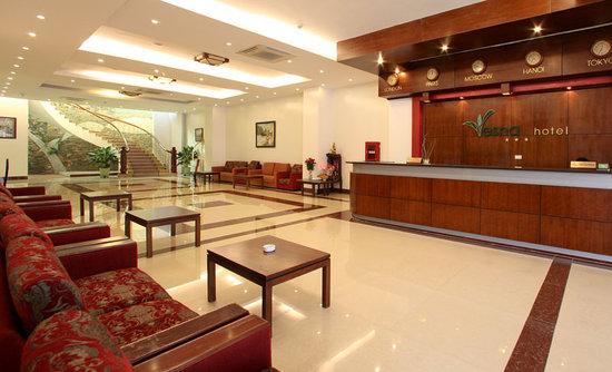 Vesna Hotel: Lobby