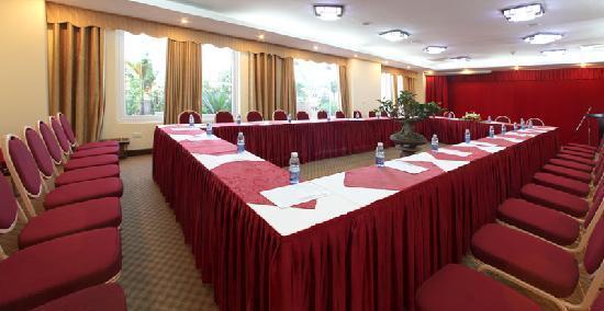 Vesna Hotel: Conference Room
