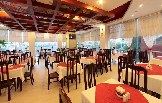 Vesna Hotel: Restaurant