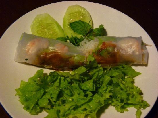 My Kitchen: Vietnamese Fresh Salad Roll