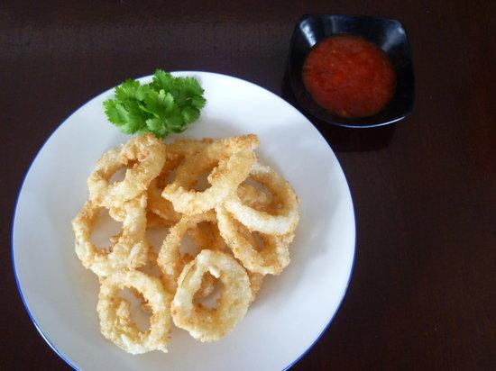 My Kitchen: Crispy onion ring