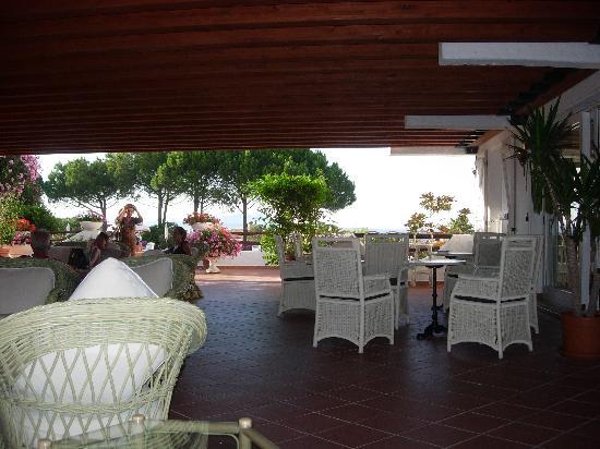 Hotel Cormorano : Zona relax
