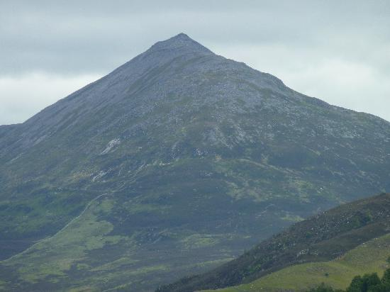 Loch Rannoch Highland Club: View from apartment