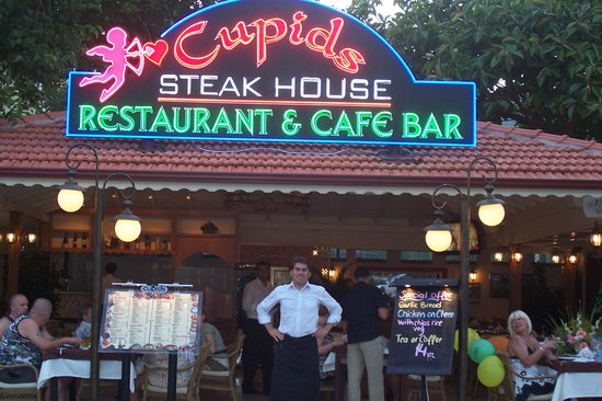Cupid's Steak House