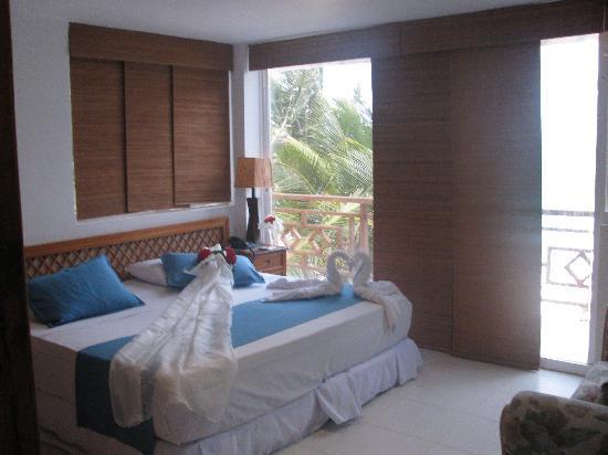 Hotel MS San Luis Village: nuestro cuarto