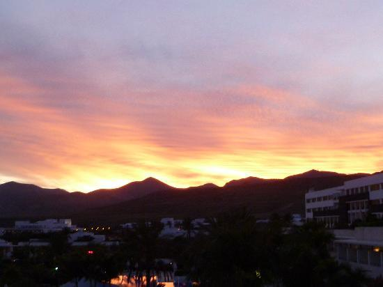 Hotel Costa Calero : Magical sunsets from the Piano Bar