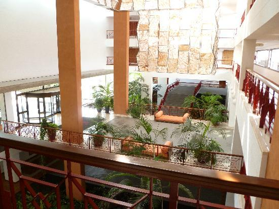 Hotel Costa Calero : Nice Foyer