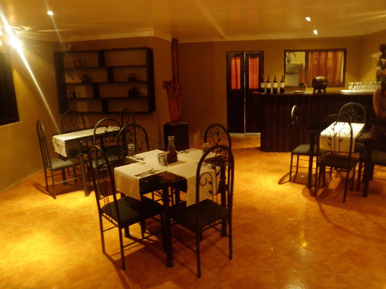 Inside El Olivo Restaurant