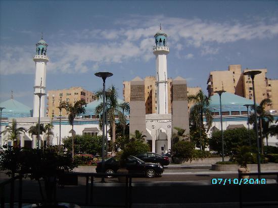 El Cairo, Egipto: Particolare di una Moschea