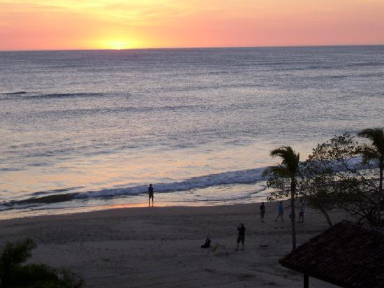 JW Marriott Guanacaste Resort & Spa: sunset from room